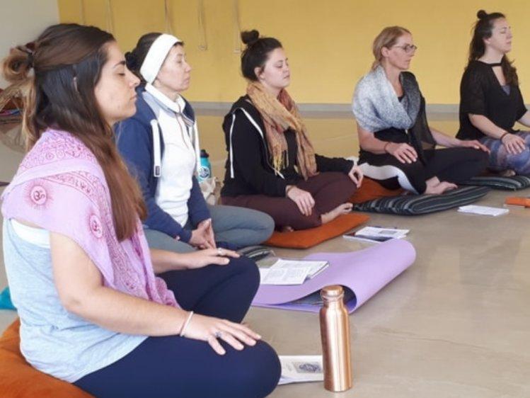 Himalayan Holistic Yoga School 200 Hour Vinyasa Yoga Teacher Training Course in Rishikesh, India 2
