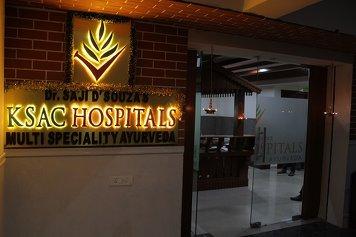 Dr Saji D'Souza's KSAC Hospitals Hyderabad India