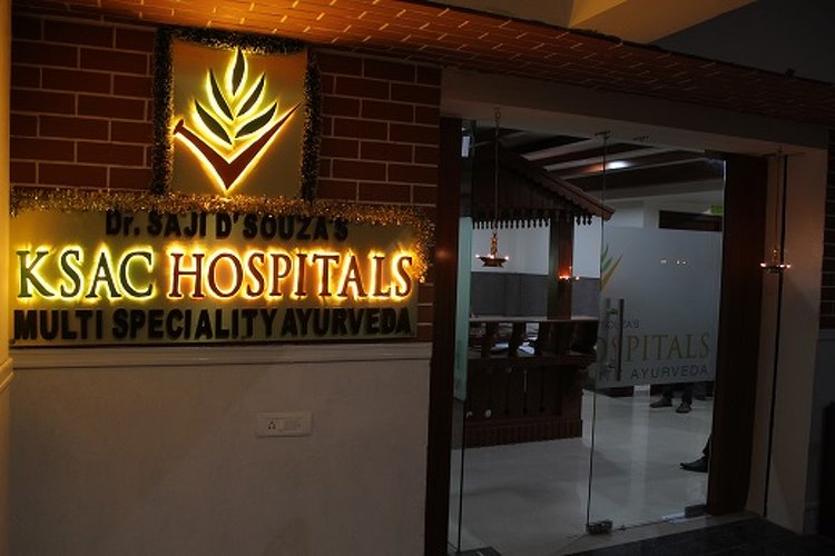 Dr Saji D'Souza's KSAC Hospitals Hyderabad India 1
