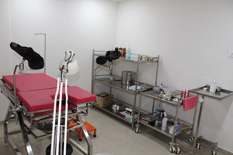 Dr Saji D'Souza's KSAC Hospitals Hyderabad India 9