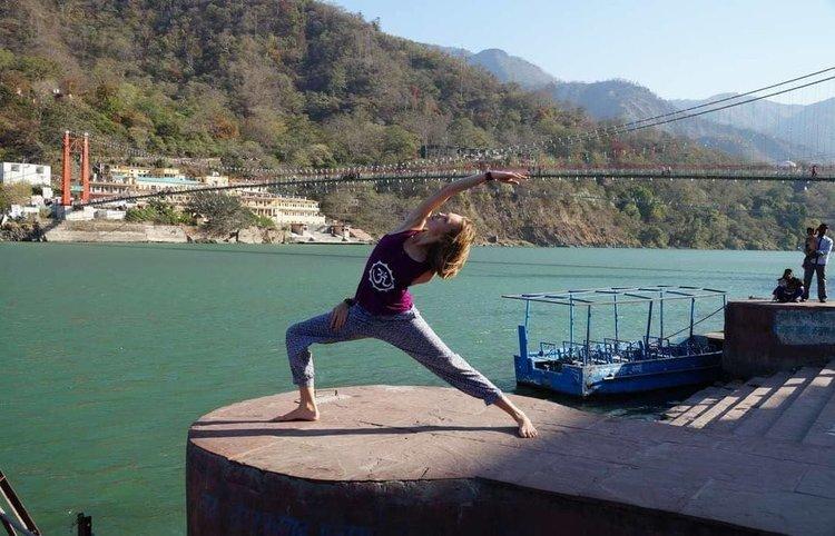 Himalayan Holistic Yoga School Rishikesh India 2