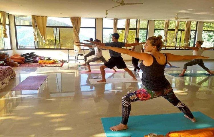 Himalayan Holistic Yoga School Rishikesh India 4