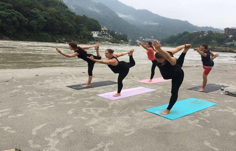Himalayan Holistic Yoga School Rishikesh India 5