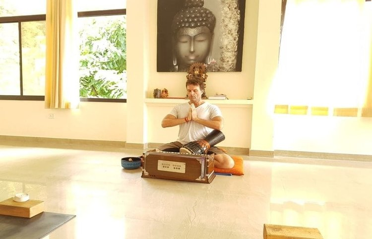 Himalayan Holistic Yoga School Rishikesh India 7