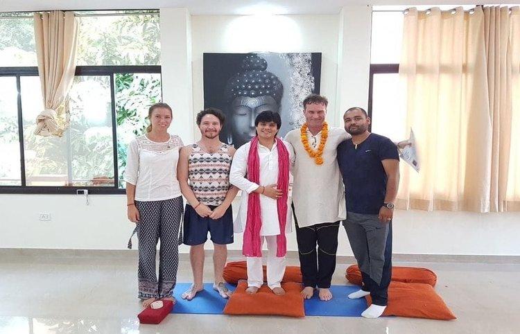 Himalayan Holistic Yoga School Rishikesh India 8