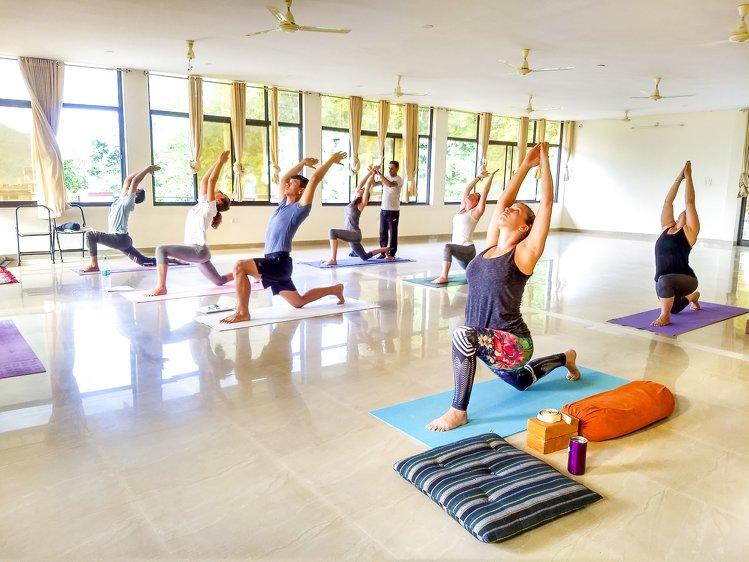 Himalayan Holistic Yoga School 500 Hour Advanced Yoga Teacher Training 2