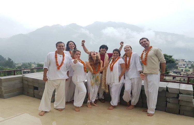 Himalayan Holistic Yoga School 200 Hour Kundalini Yoga Teacher Training in Course Rishikesh, India 1