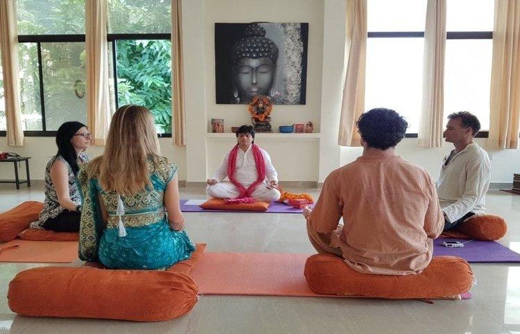 Himalayan Holistic Yoga School 200 Hour Kundalini Yoga Teacher Training in Course Rishikesh, India 2
