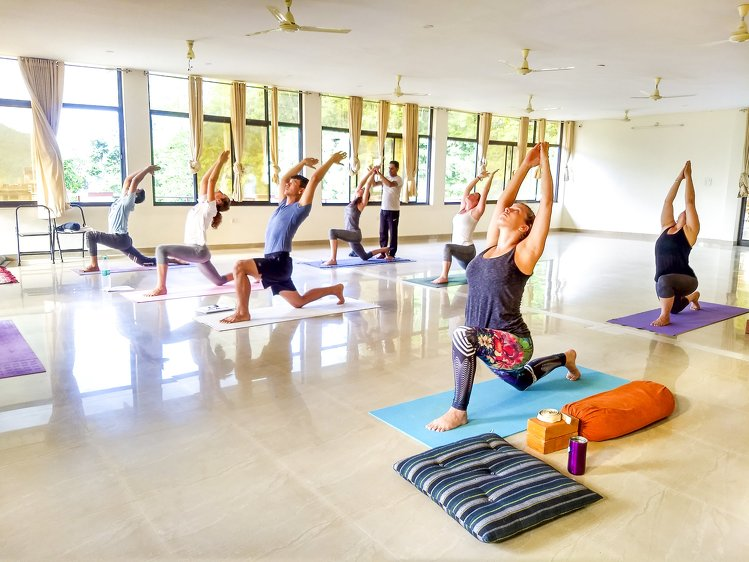 Himalayan Holistic Yoga School 200 Hour Yoga Teacher Training 2