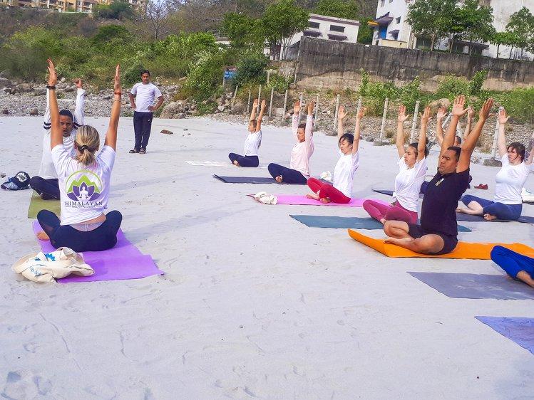 Himalayan Holistic Yoga School 200 Hour Yoga Teacher Training 5