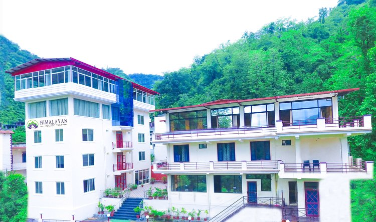 Himalayan Holistic Yoga School 7 Days Yoga Retreat in Rishikesh - Himalayan Holistic Yoga 2