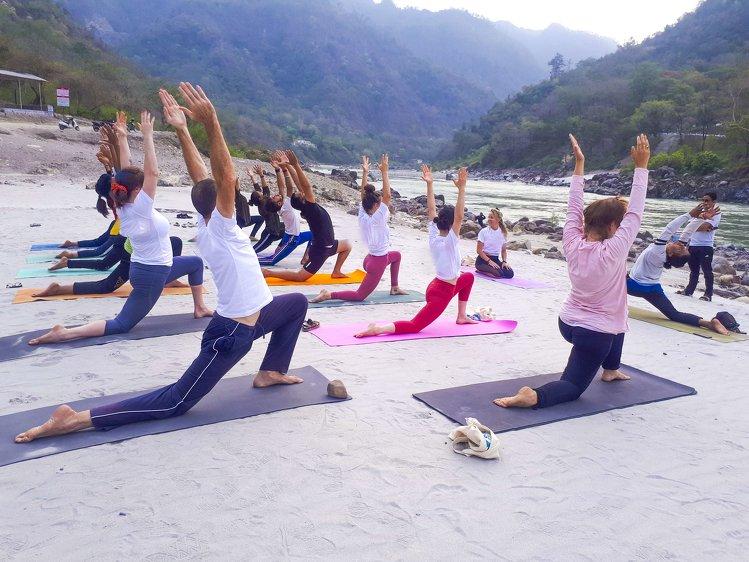 Himalayan Holistic Yoga School 7 Days Yoga Retreat in Rishikesh - Himalayan Holistic Yoga 4