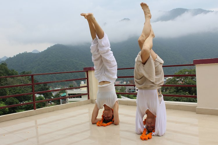Himalayan Holistic Yoga School 7 Days Yoga Retreat in Rishikesh - Himalayan Holistic Yoga 6
