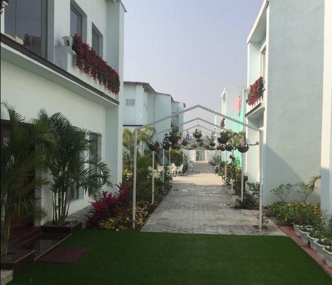 Vedas Wellness City Lucknow India 1