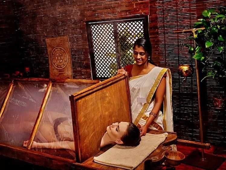 Ayurveda Vaidya Nilayam at Sajjoys Slimming Program 1