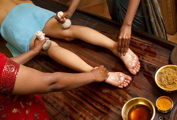 Ayurveda Vaidya Nilayam at Sajjoys Arthritis Treatment Program 1