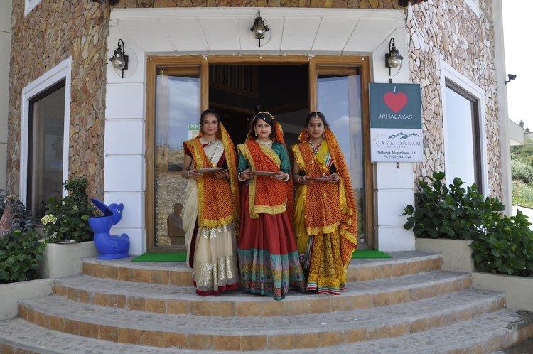 Casa Dream The Resort Mukteshwar India 4