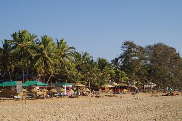 The YogaCave Initiative - Goa Canacona India 1