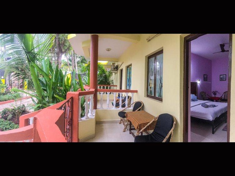 The YogaCave Initiative - Goa Canacona India 4