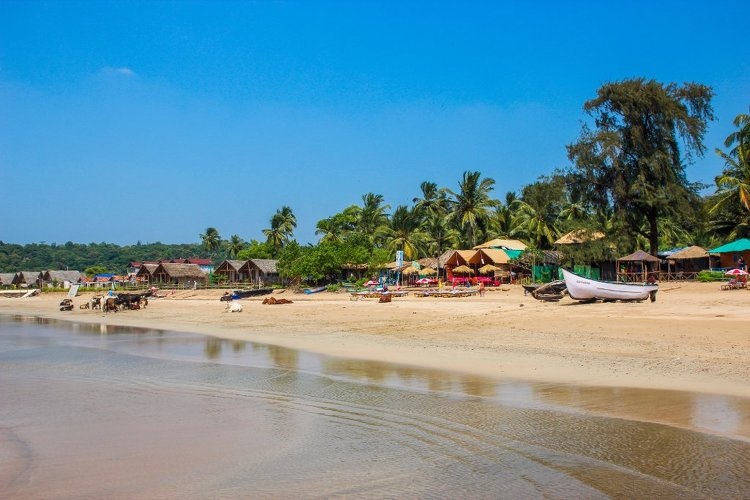 The YogaCave Initiative - Goa Canacona India 5