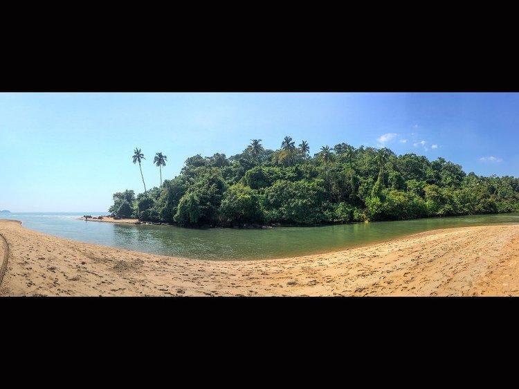 The YogaCave Initiative - Goa Canacona India 6