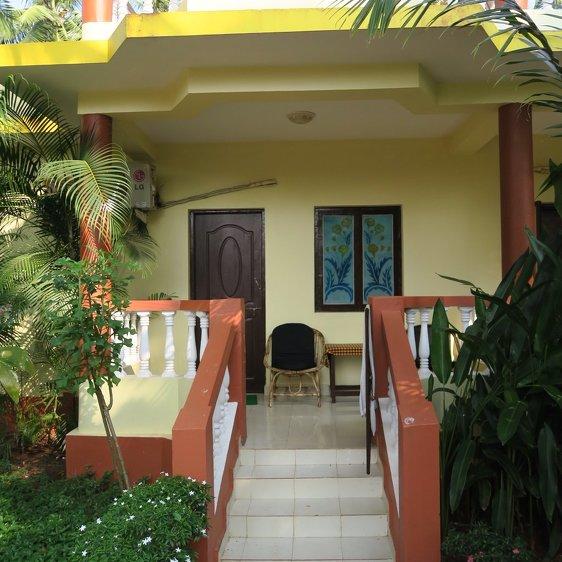 The YogaCave Initiative - Goa Canacona India 7