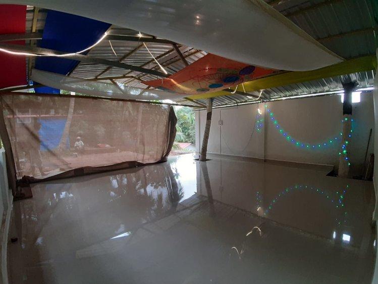 The YogaCave Initiative - Goa Canacona India 9