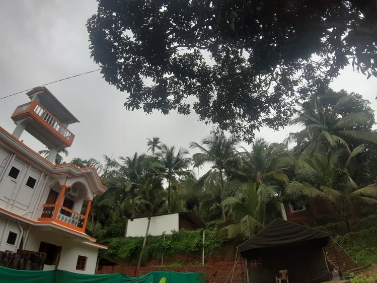 The YogaCave Initiative - Goa Canacona India 12