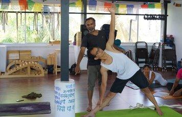 The YogaCave Initiative - Goa 200hr Hatha Yoga TTC