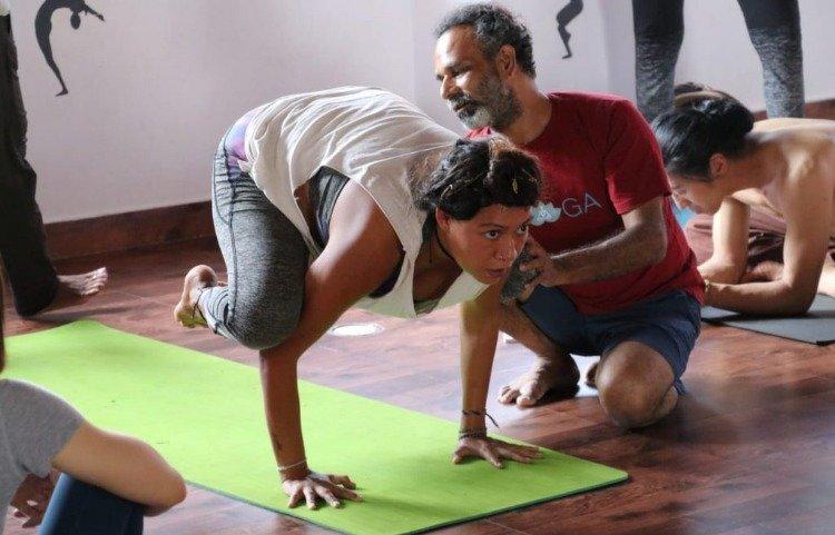 The YogaCave Initiative - Goa 200hr Hatha Yoga TTC 2