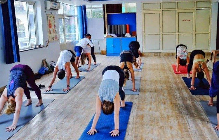The YogaCave Initiative - Goa 200hr Hatha Yoga TTC 3