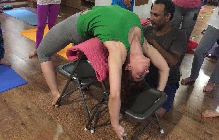 The YogaCave Initiative - Goa 200hr Hatha Yoga TTC 4