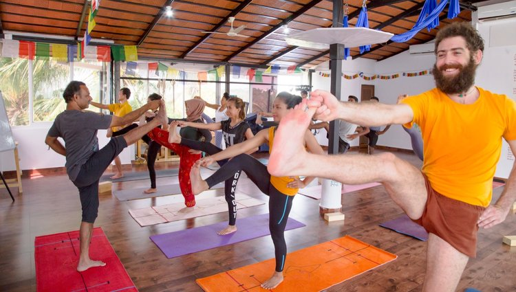 The YogaCave Initiative - Goa 10 Days Transformational Hatha And Ashtanga Yoga Experience In Goa, India 12