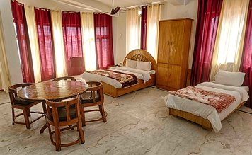 The YogaCave Initiative - Goa 200hr Hatha Yoga TTC Shared Rooms