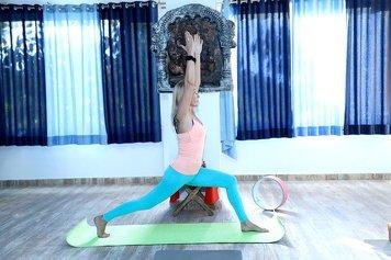 The YogaCave Initiative - Goa 200hr Hatha Yoga TTC Dormitory