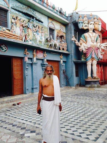 Arunachala Yoga Center Canacona India 6