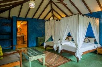 Devarya Wellness Yoga and Ayurveda Retreat Chakra Cottages