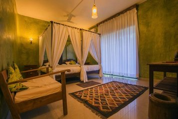 Devarya Wellness Yoga and Ayurveda Retreat Chakra Rooms