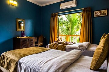 Devarya Wellness Yoga and Ayurveda Retreat Chakra Standard Rooms