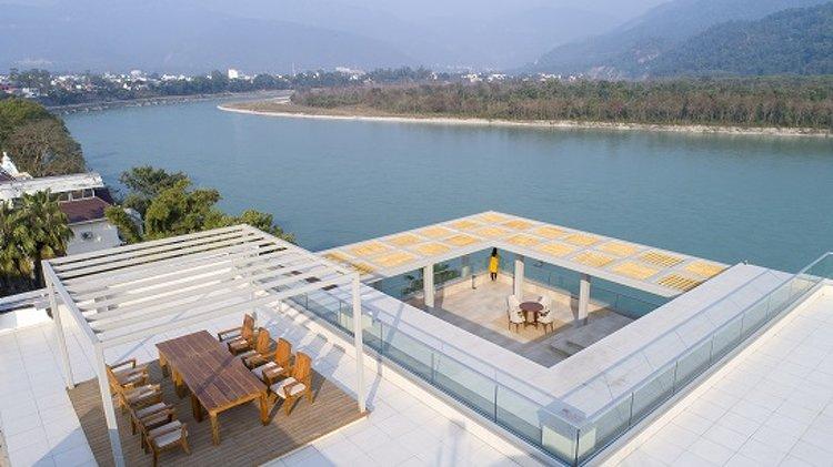 Modi Yoga Retreat Rishikesh India 5
