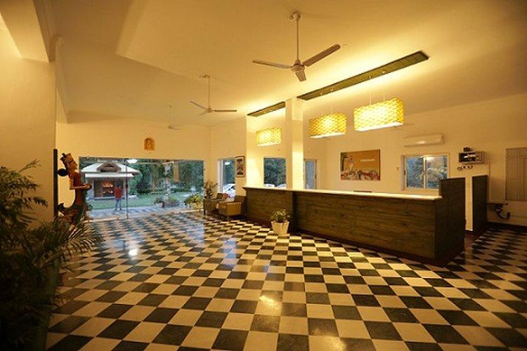 Avs Punarnava Ayurveda Hospital Baddi India 4