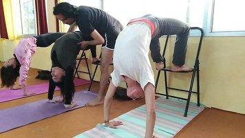 Om Yoga Rishikesh 100 Hour Yoga TTC