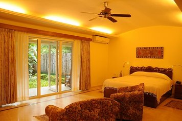 SOUKYA Panchakarma Basic Deluxe Special Room