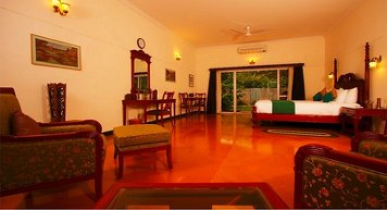 SOUKYA Prakrathi Shakthi Essence - Rejuvenation Super Deluxe Room