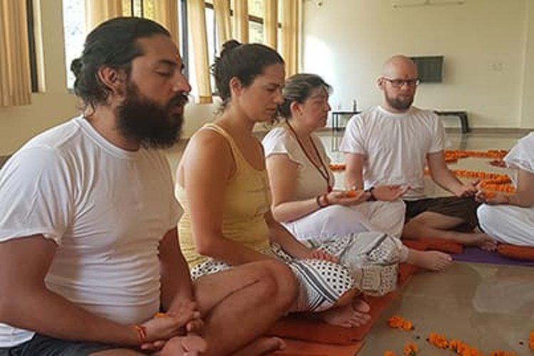 Shiva Tattva Yoga School 200 Hour Hatha Yoga Teacher Training 1