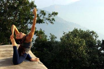 World Peace Yoga School Goa Goa India