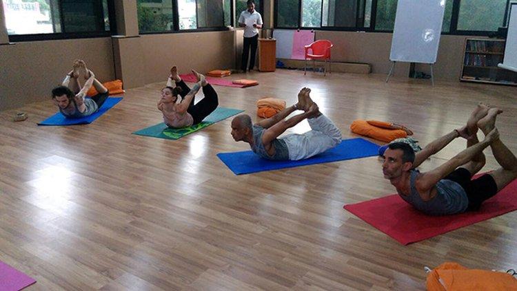 Haritha Ayurveda & Yoga 200 Hours Yoga Teacher Training 1