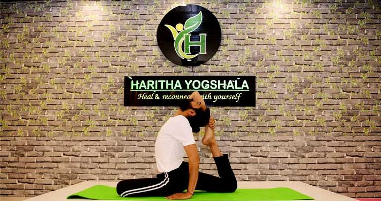 Haritha Ayurveda & Yoga 100 Hours Yoga Teacher Training 1