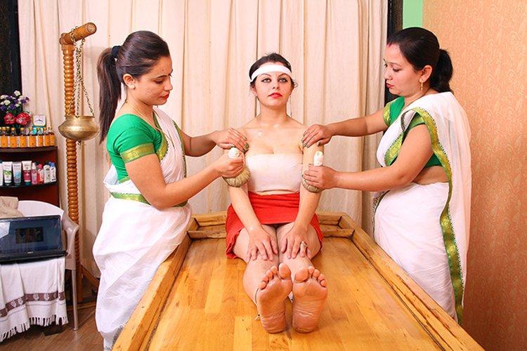 Haritha Ayurveda & Yoga Ayurveda Weight Loss Package 1