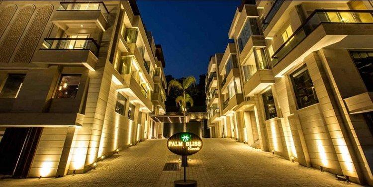Palm Bliss Resort Rishikesh India 4